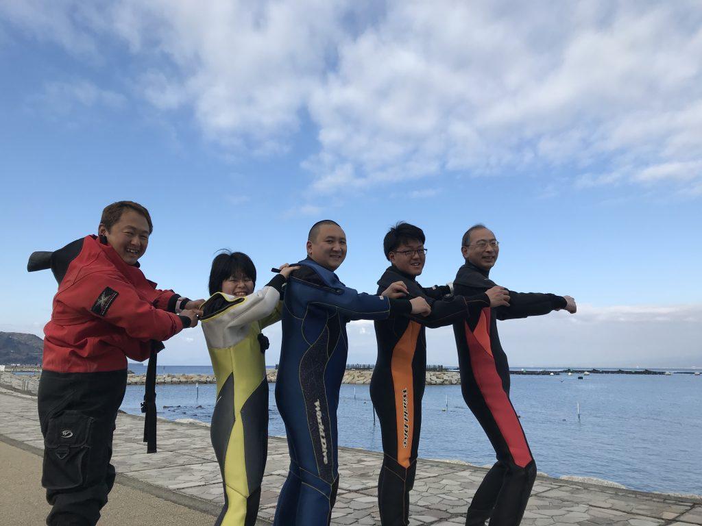 7/15(水) 平沢 日帰り2ビーチ