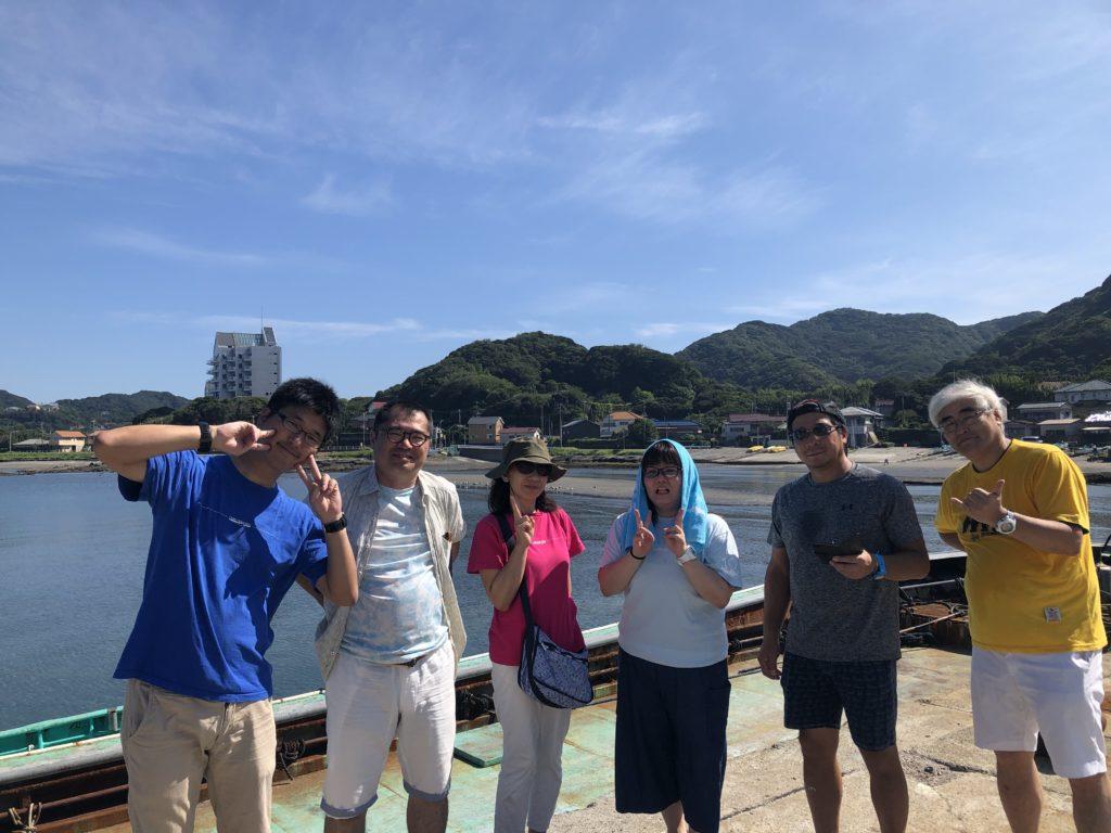 5/27(水) 波左間 日帰り2ボート