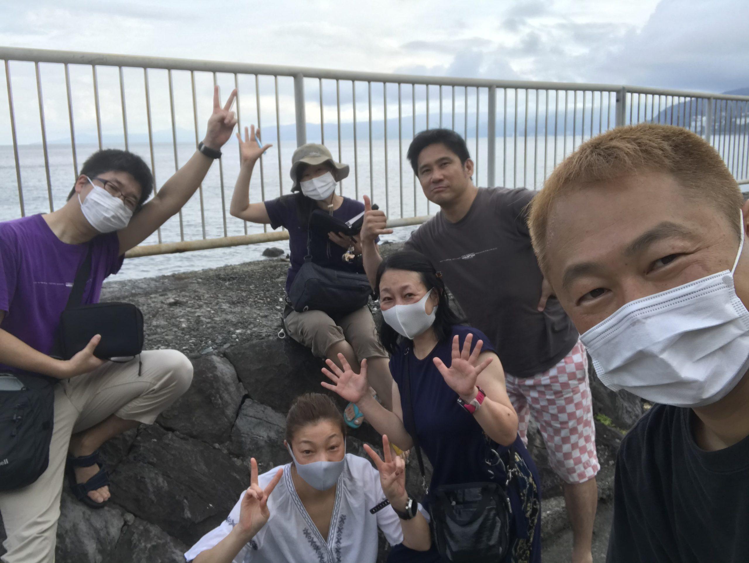 7/31(土)福浦 日帰り2ボート