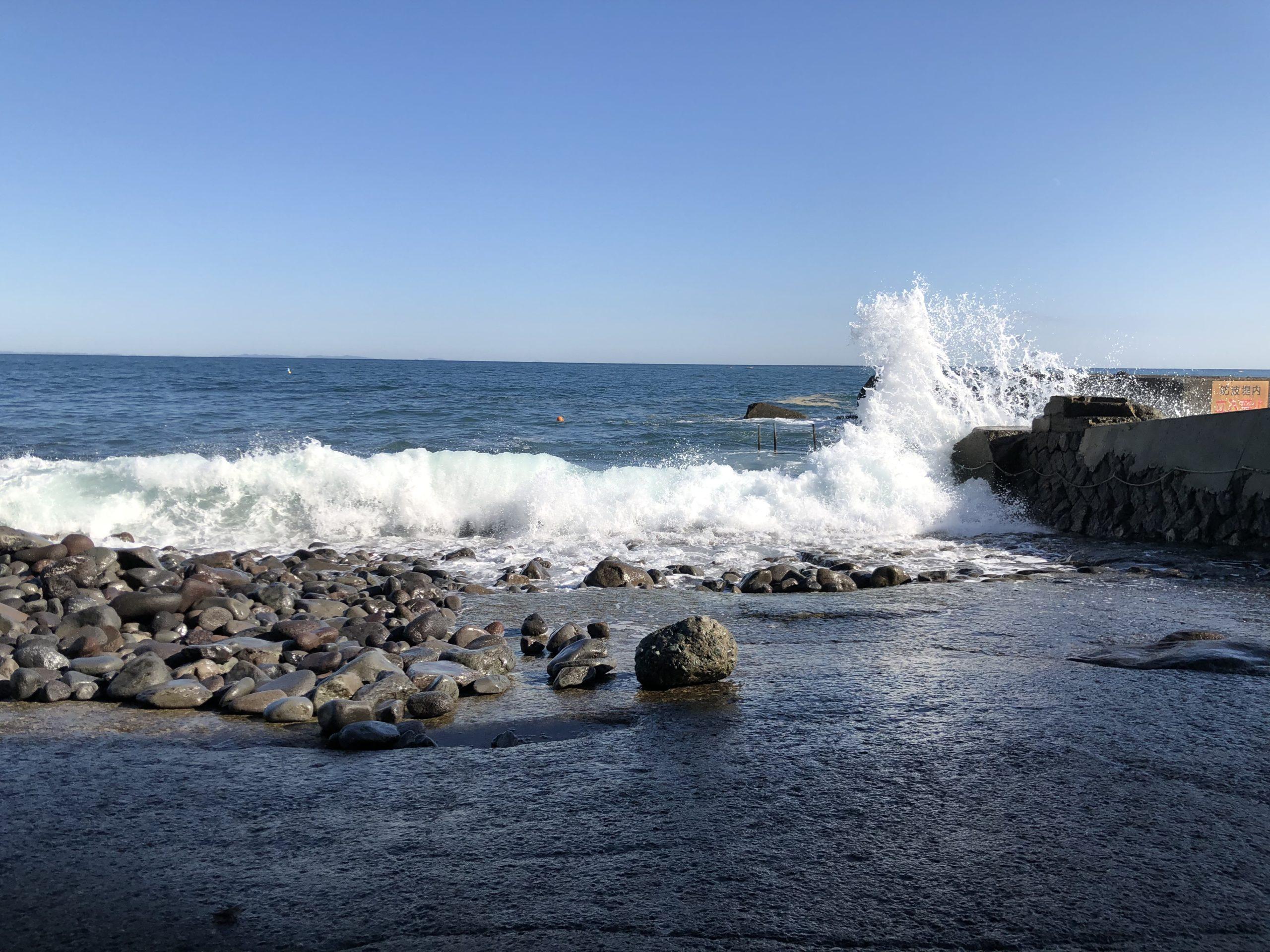 7/22(祝)〜23(祝) 石橋&伊豆海洋公園 2日間4ビーチ