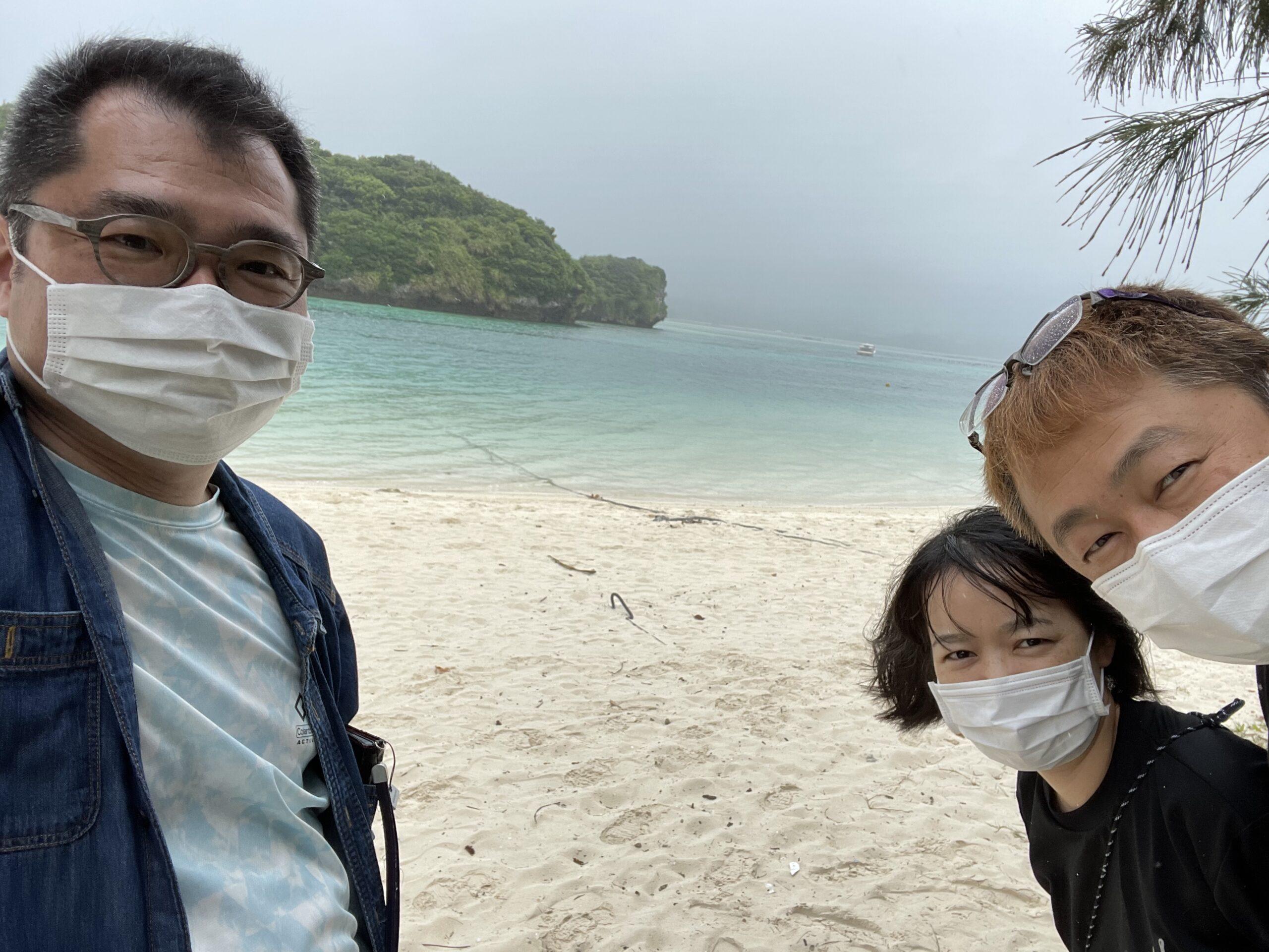 2021/11/20(土)-22(月)石垣島 3日間2ボート(オプション3ボート)